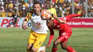 Samir Nurkovic Kaizer Chiefs August 2019