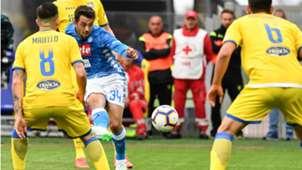 Amin Younes Frosinone Napoli 2019