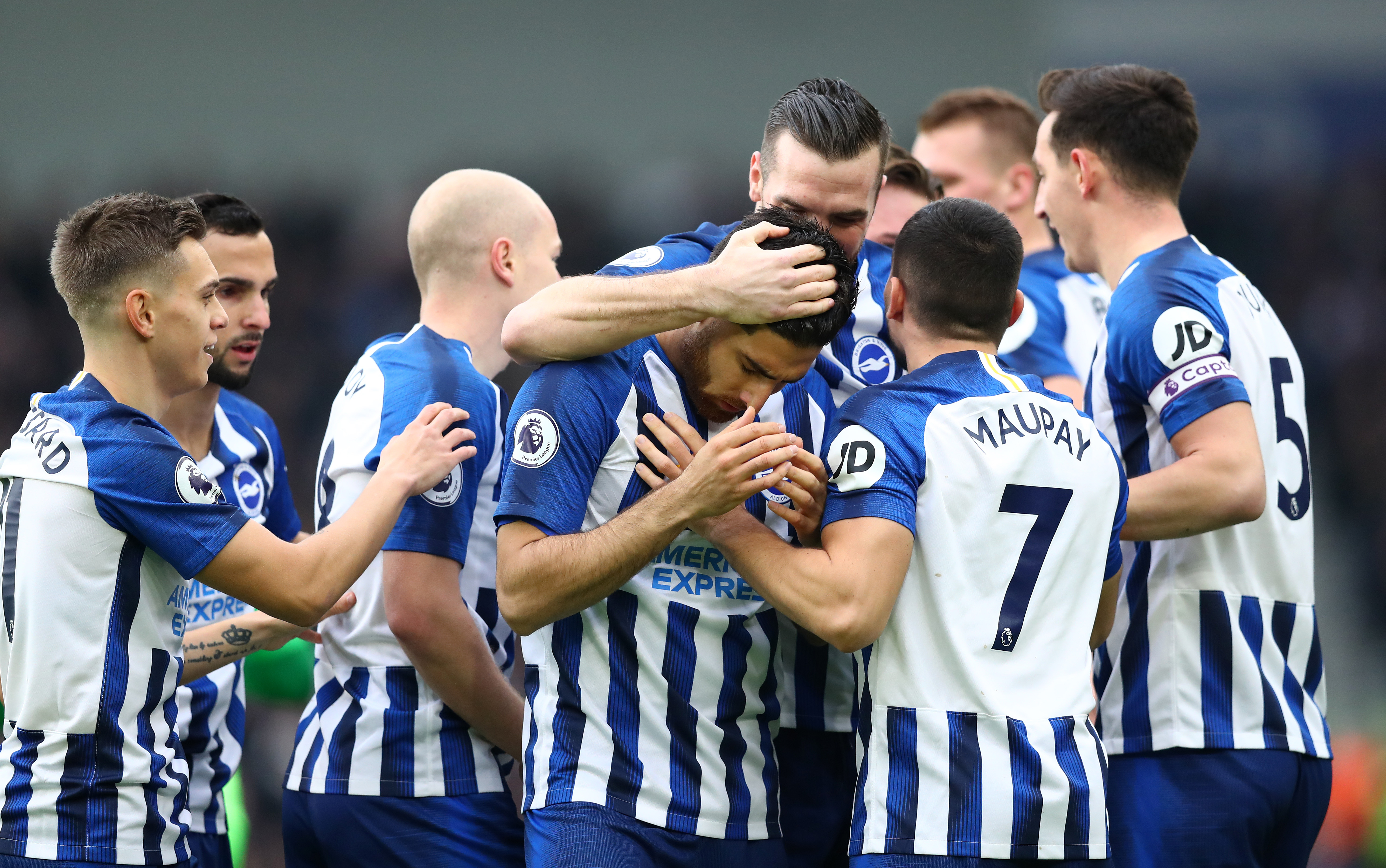 Brighton chief fears neutral venues plan would affect integrity of competition