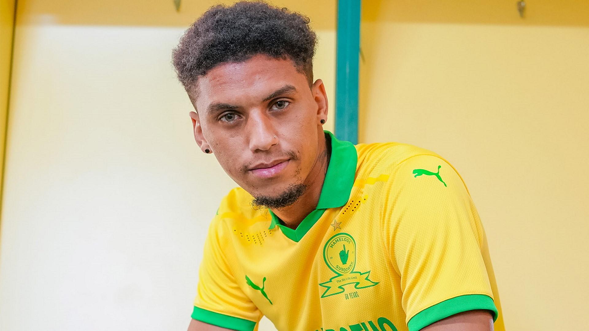 De Reuck: Mamelodi Sundowns sign Bafana Bafana defender from Maritzburg United