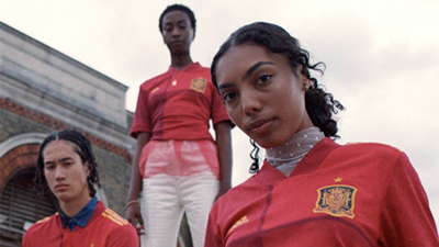Nike Spain home kit Euro 2020