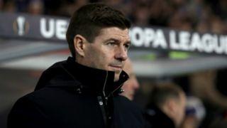 Steven Gerrard Rangers 2019-20