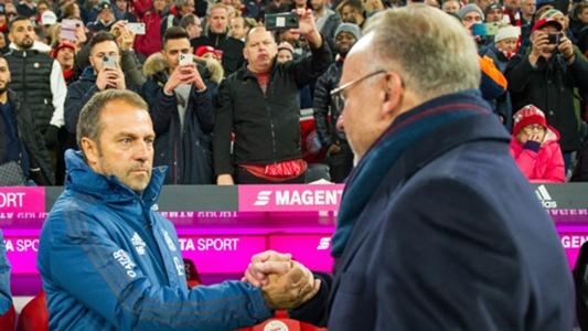 Bayern-Boss Karl-Heinz Rummenigge deutet Flick-Vertrag an | Goal.com