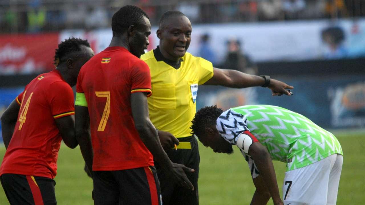 Ahmed Musa - Nigeria vs. Uganda