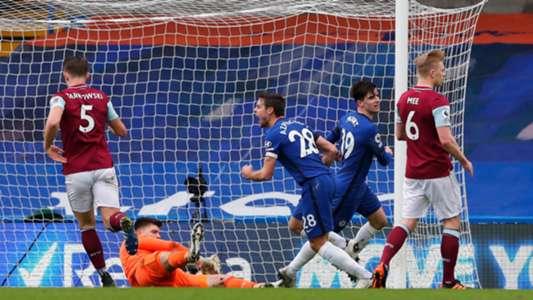 [GOAL 리뷰] '탄코-알론소'첼시가 번리를 2-0으로 이겼습니다.  Tuhel 첫 승리