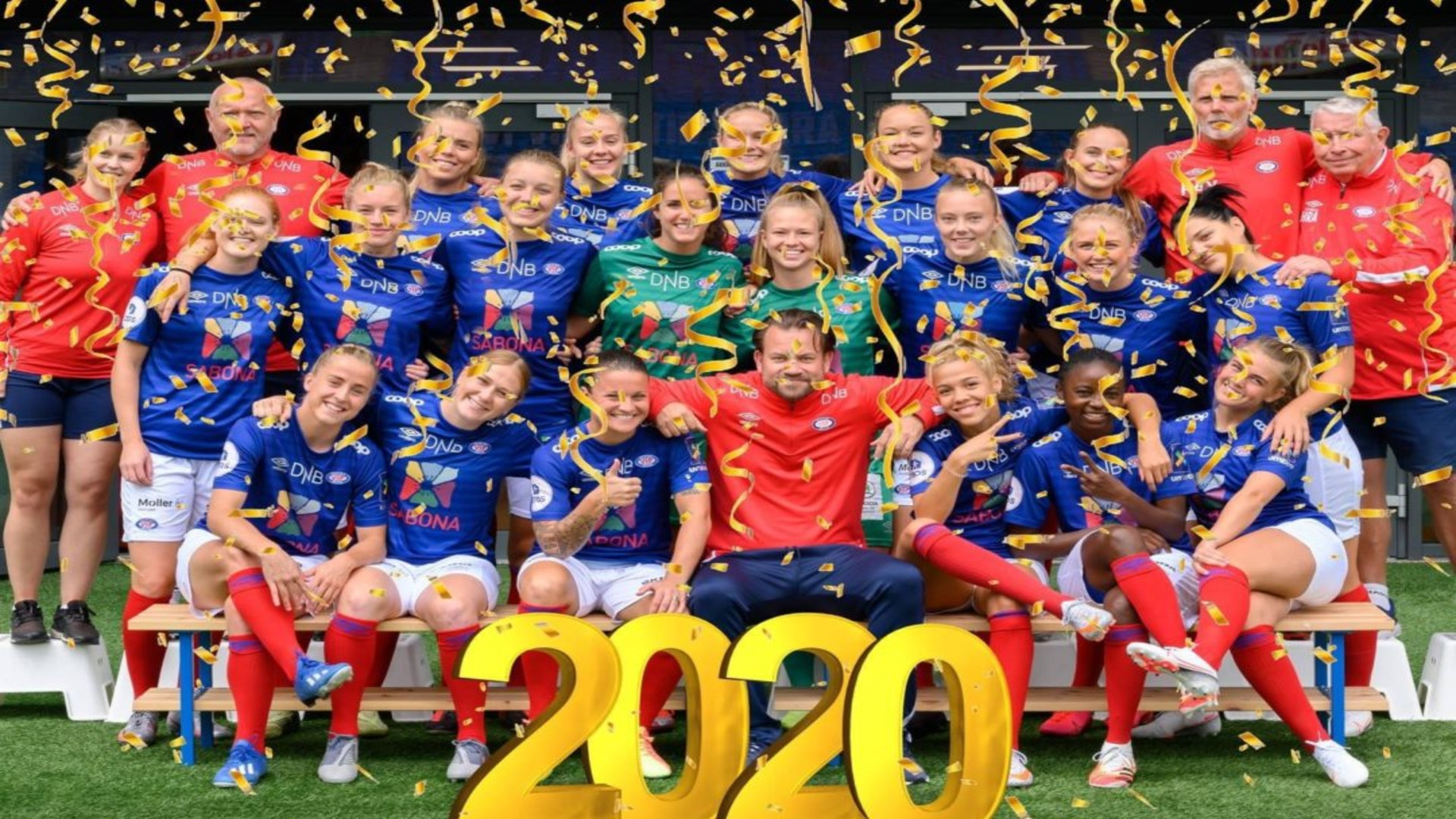 Nchout makes Valerenga history with Norwegian Toppserien title win