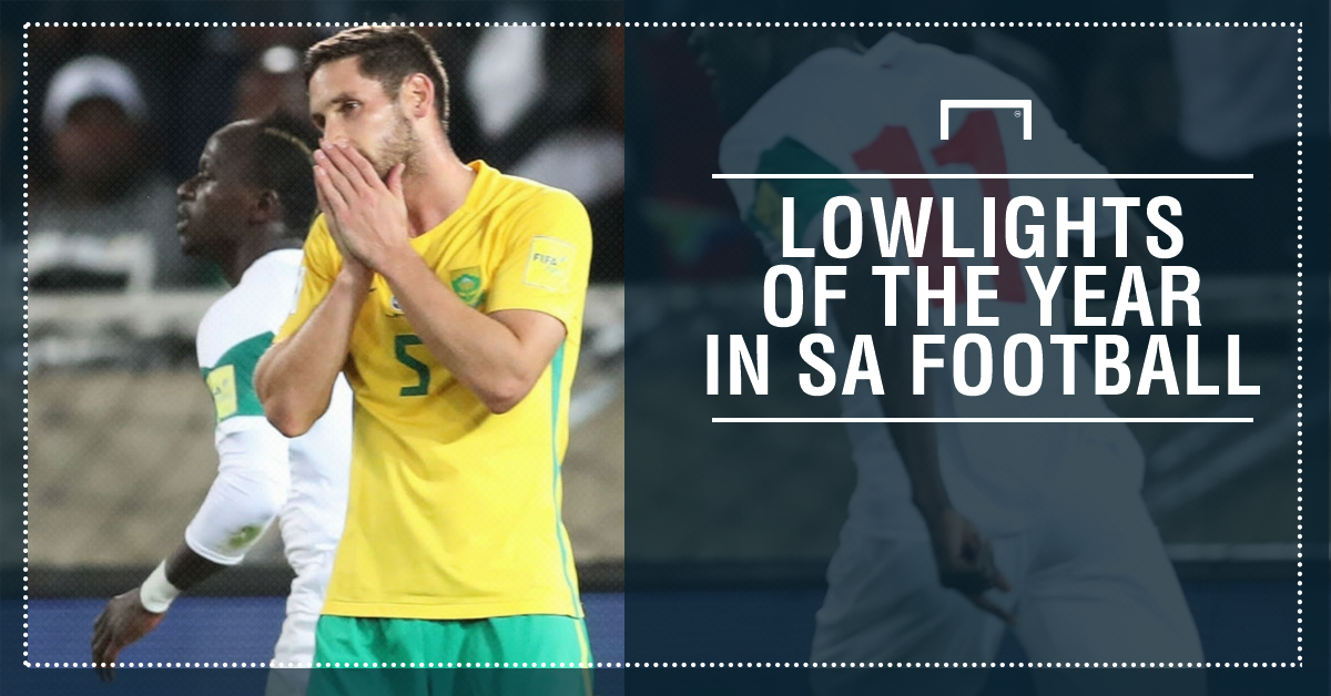 Lowlights of the Year in South African football