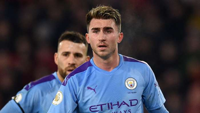 Aymeric Laporte, Man City