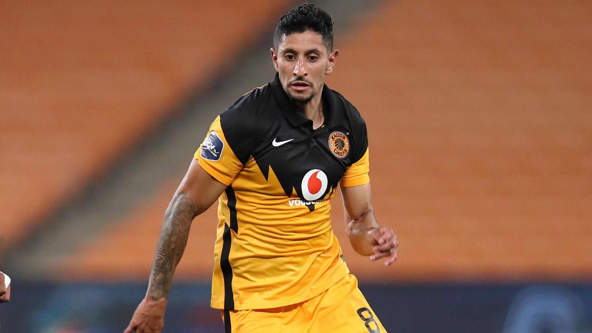 Leonardo Castro: Kaizer Chiefs striker out for 16 weeks - Stuart Baxter