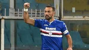 Fabio Quagliarella Sampdoria Bologna Serie A