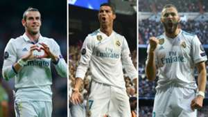 Real Madrid Team of the Decade: Ronaldo, Bale and Benzema reunite