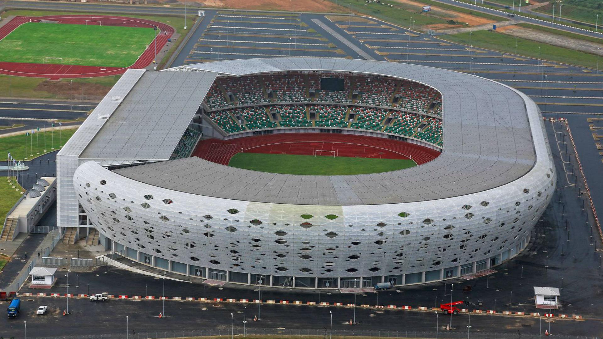 Godswill Akpabio Stadium