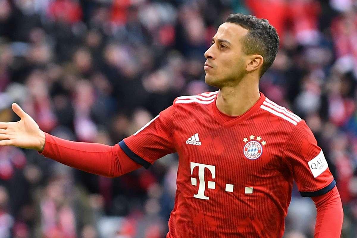 Barcelona interest shocked me' - Bayern Munich ace Thiago ...