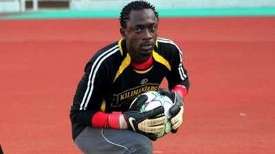 Juma Kaseja of Tanzania.