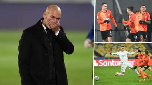 (Cúp C1) Real Madrid đối mặt nguy cơ bị loại từ vòng bảng