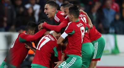 CHAN 2018 Morocco v Namibia