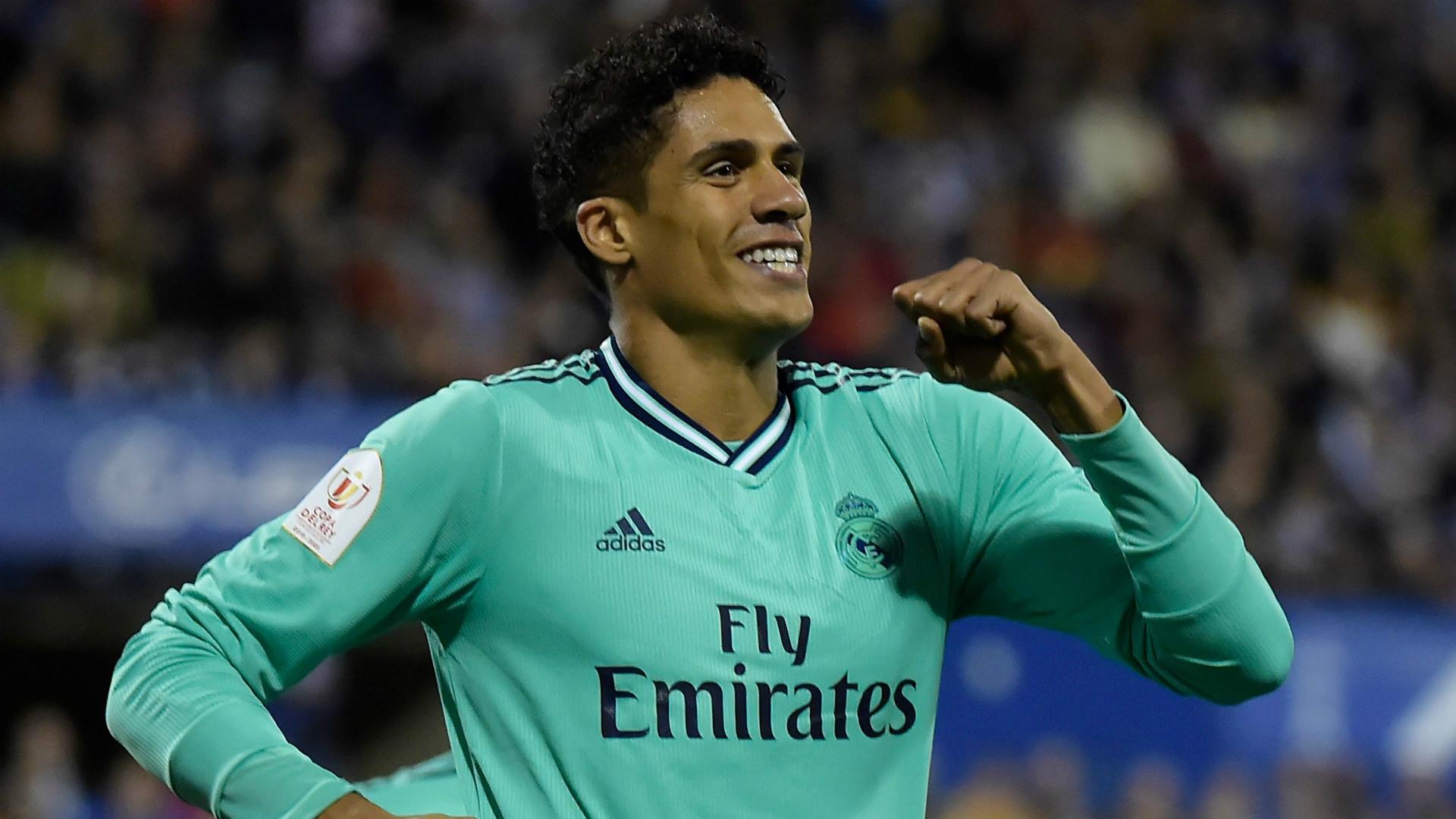 Real Madrid Tolak Jual Raphael Varane Ke Manchester City