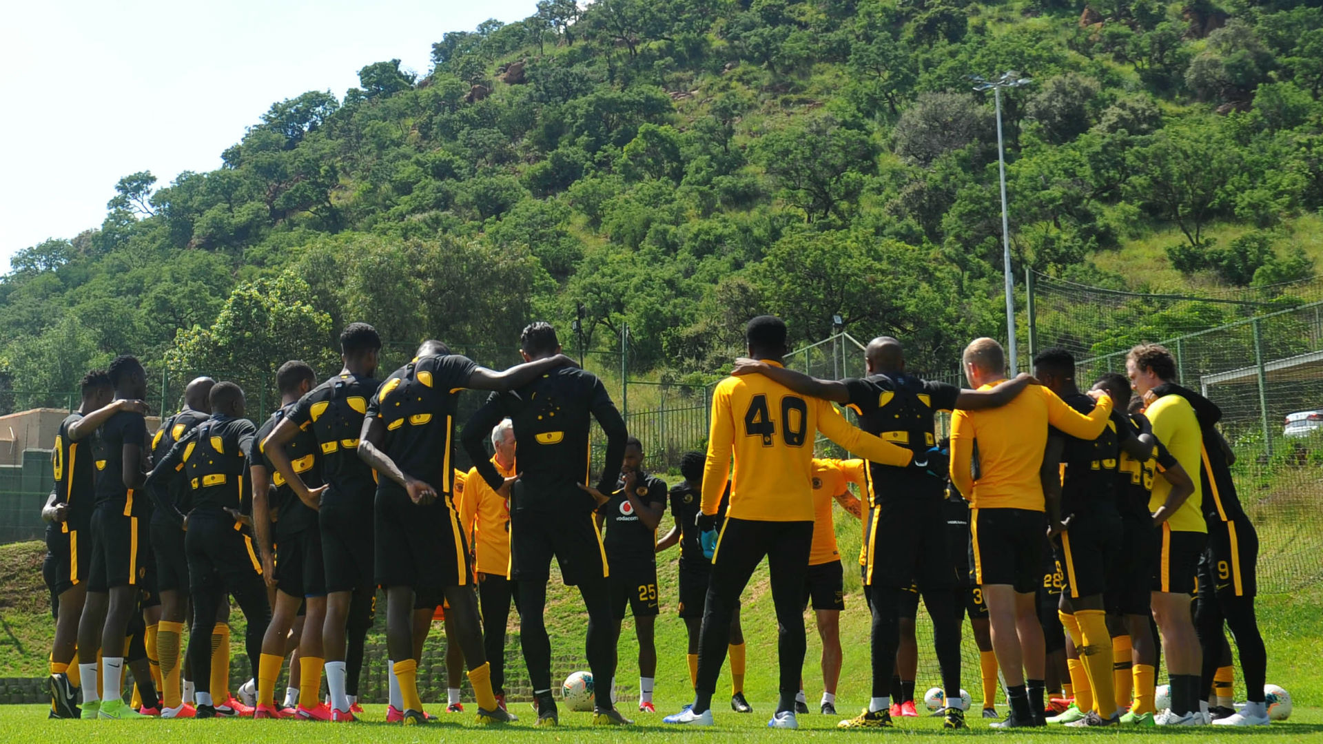No Nurkovic? What options do Kaizer Chiefs have upfront ahead of the Mamelodi Sundowns match