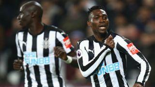 Christian Atsu - West Ham vs. Newcastle