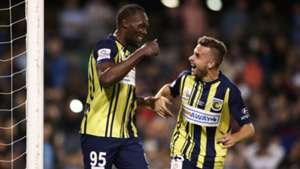 Usain Bolt - Central Coast Mariners