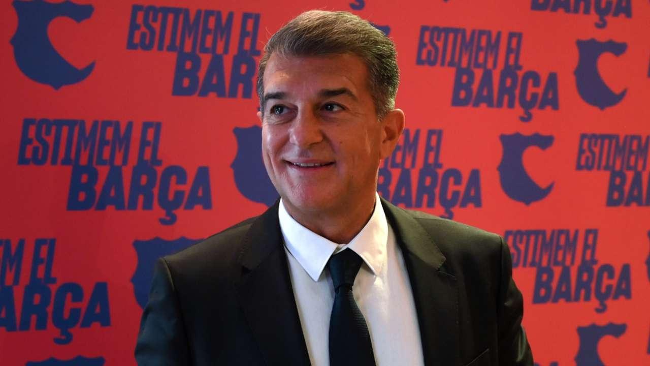 Joan Laporta Barcelona