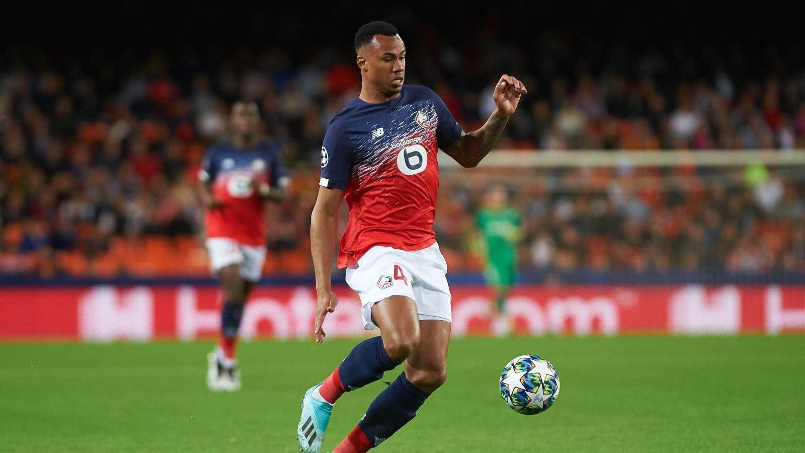 Gabriel Magalhaes Lille 2019-20