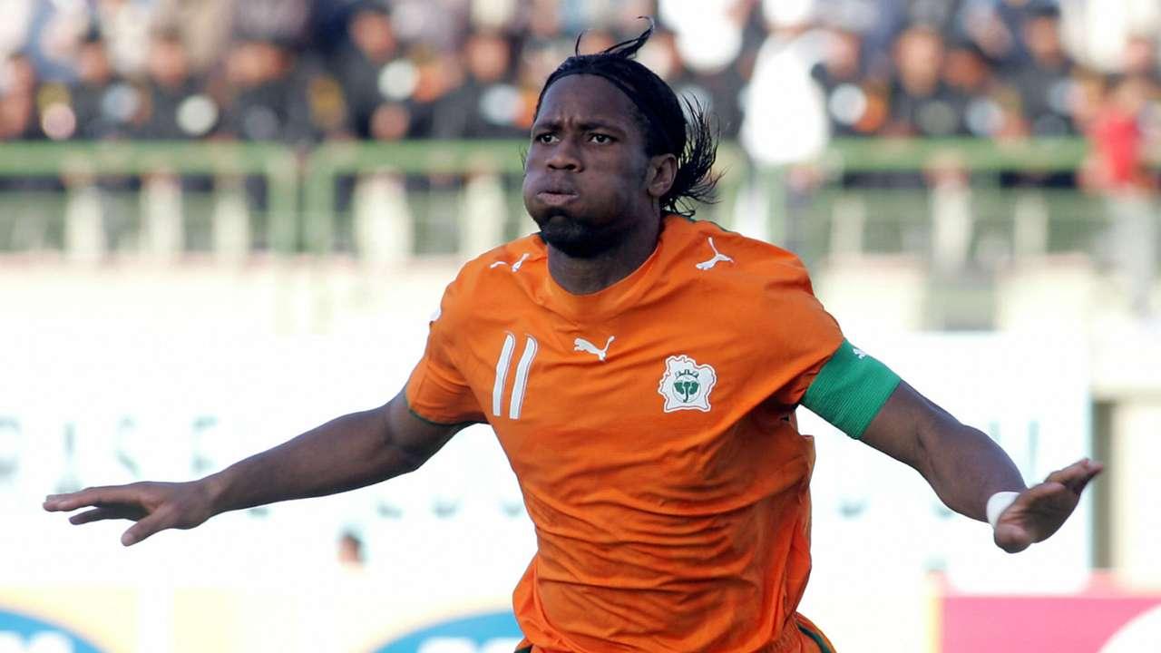 Didier Drogba Ivory Coast
