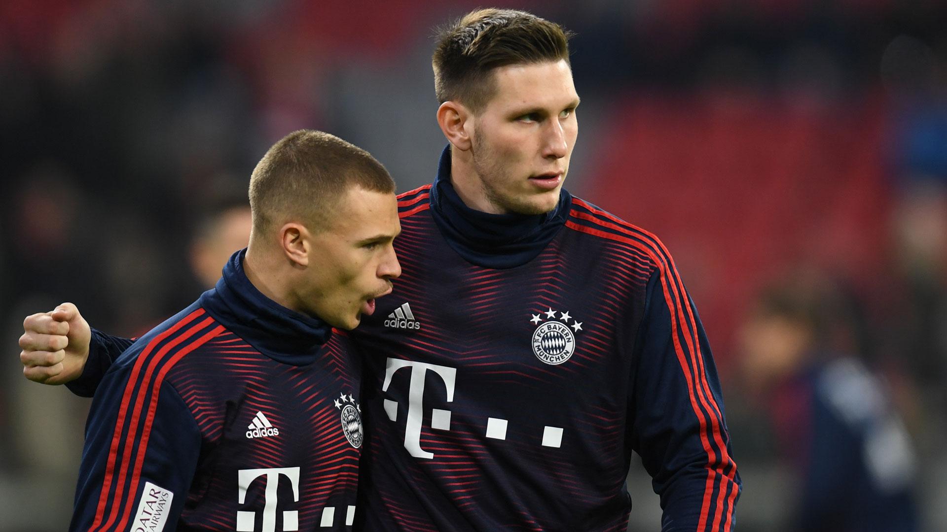 DFB-Duo Kimmich und Süle: Erst Krach, jetzt dicke Freunde   Goal.com