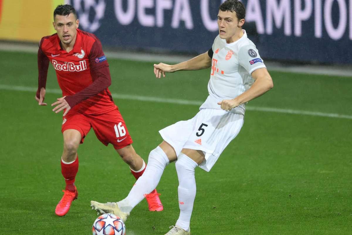 El resumen del Salzburgo vs. Bayern Múnich de la Champions League 2020-2021: vídeo, goles y estadísticas | Goal.com