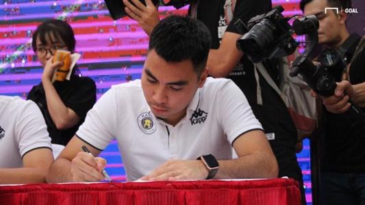 Phạm Đức Huy: Máu, mồ hôi và nước mắt đã rơi trên con đường đến với đam mê | Goal.com