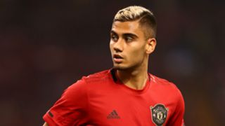 Andreas Pereira Manchester United 2019-20