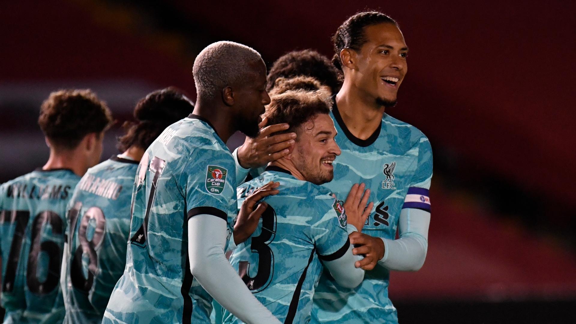 League Cup : Liverpool et Manchester City qualifiés