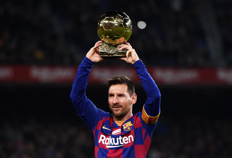 As metas que o Barcelona colocou para Messi em 2020   Goal.com