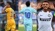 Dybala - Messi - Icardi