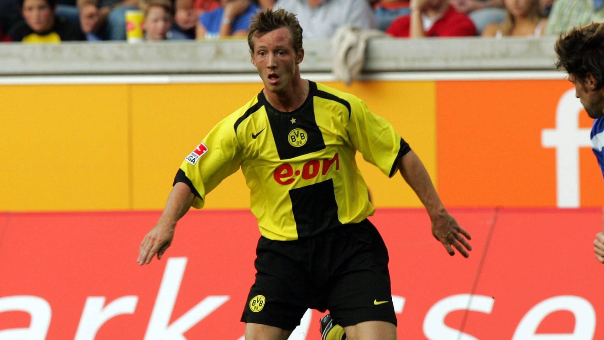 BVB: Cedric van der Gun - der größte Pechvogel in der Geschichte von Borussia  Dortmund   Goal.com