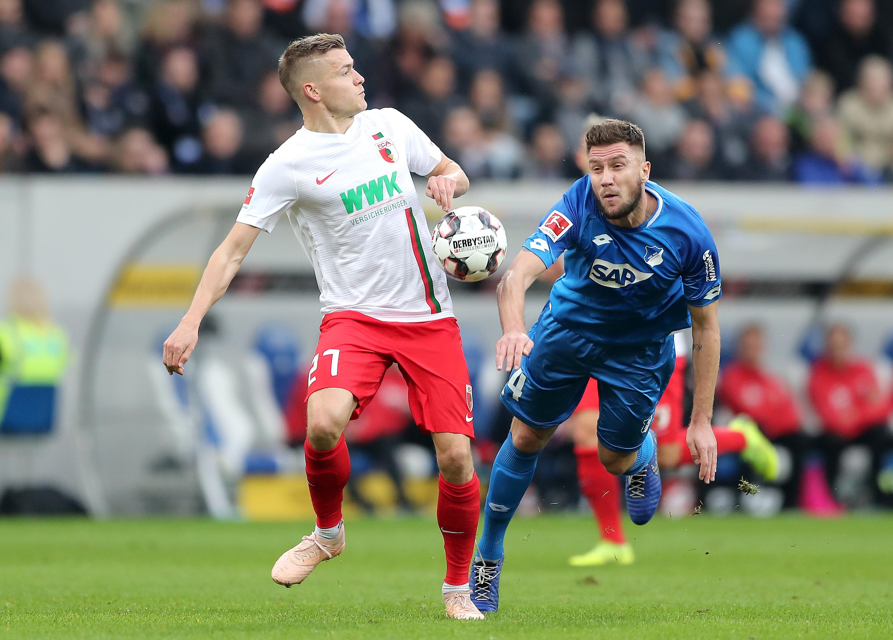 Hannover 96 Programm 2015//16 TSG 1899 Hoffenheim