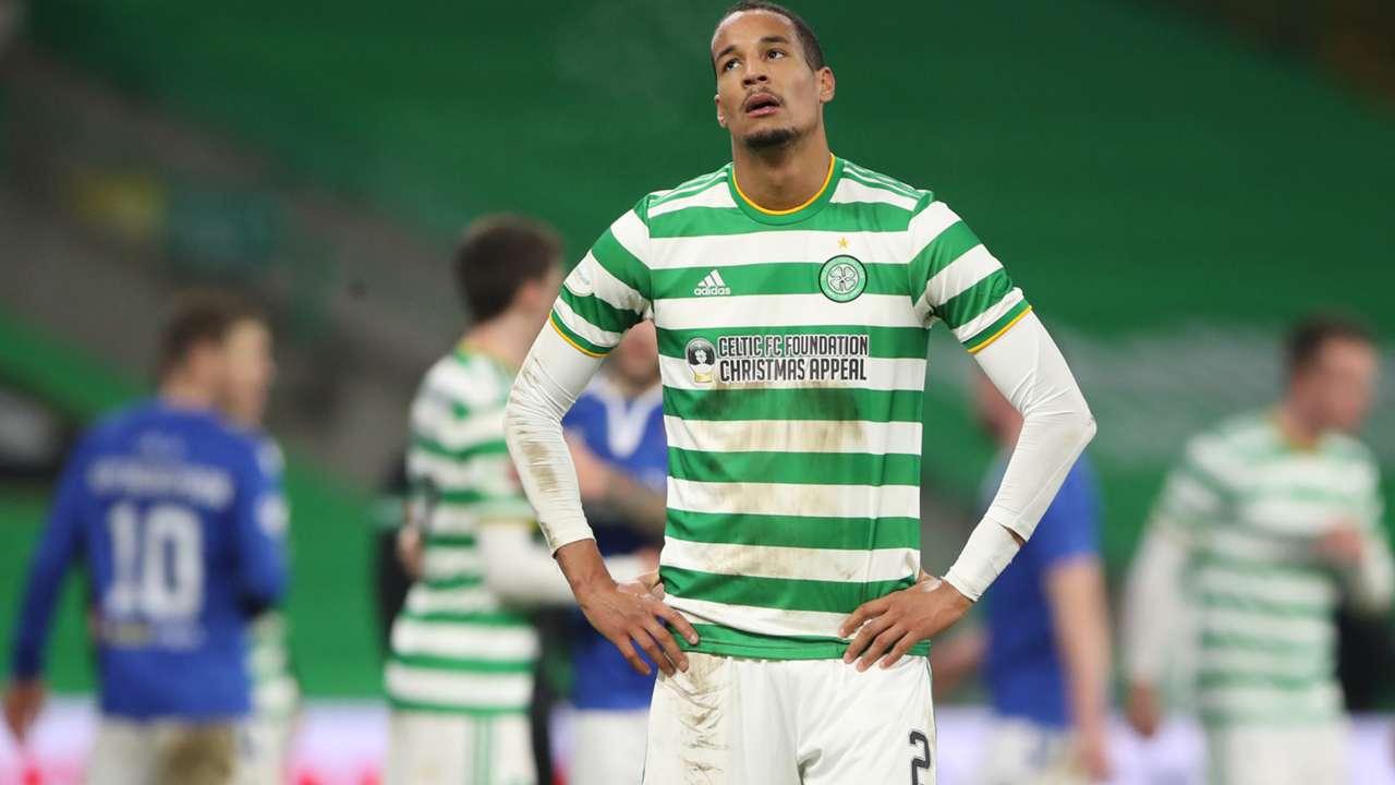 Christopher Jullien Celtic 2020-21