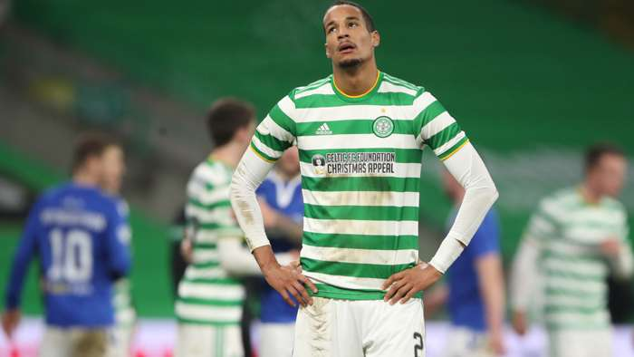Christopher Jullien Celtic 2020-21
