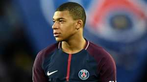 Kylian Mbappe PSG Paris Saint-Germain