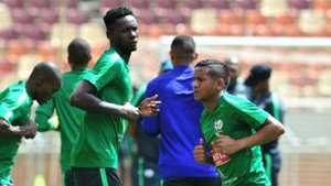 Bafana Bafana, Erick Mathoho & Daine Klate