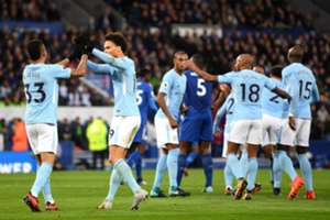 Leicester City Manchester City 11/18/17