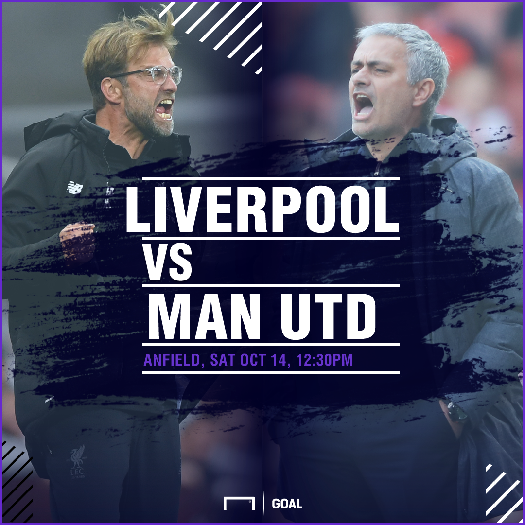 Liverpool v Manchester United 141017