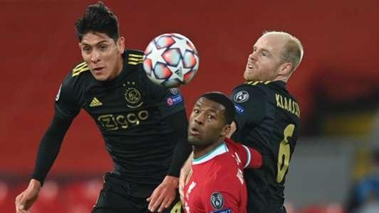 El resumen del Liverpool vs. Ajax de la Champions League 2020-2021: vídeo, goles y estadísticas | Goal.com