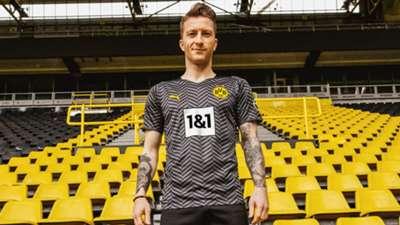 Borussia Dortmund away kit 2021-22 Puma