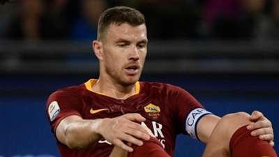 Edin Dzeko Roma 2018-19