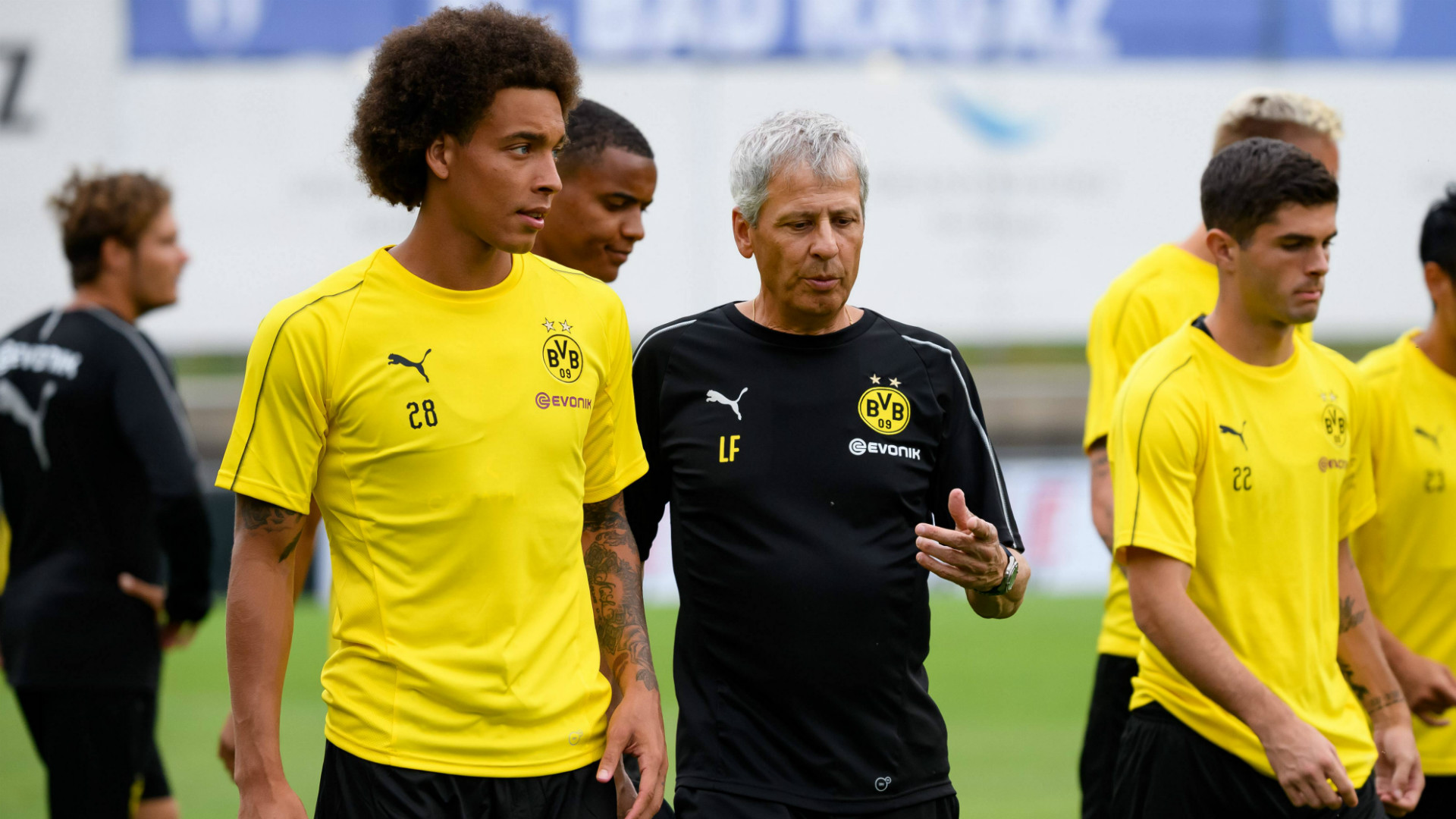 ONLY GERMANY Axel Witsel Borussia Dortmund 06082018