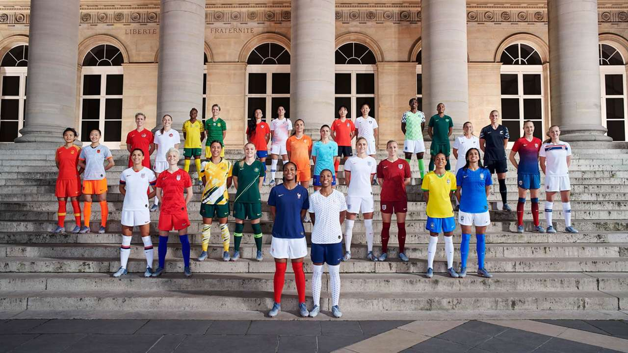 Women's World Cup Kit by Nike