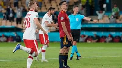 Gerard Moreno Spain Euro 2020