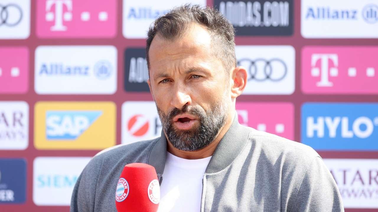 Hasan Salihamidzic Bayern Munich 2021-22