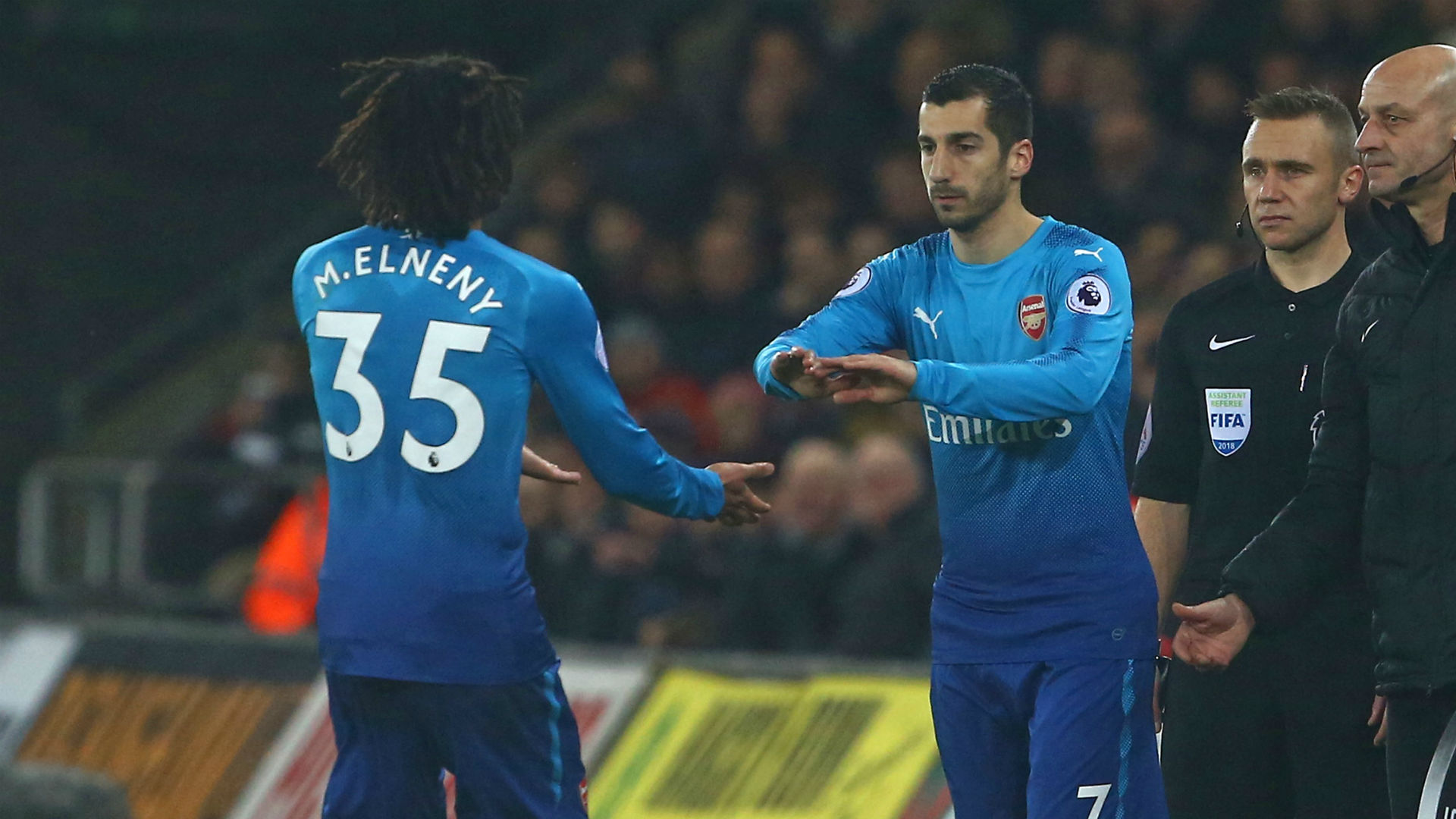 Henrikh Mkhitaryan Arsenal Premier League